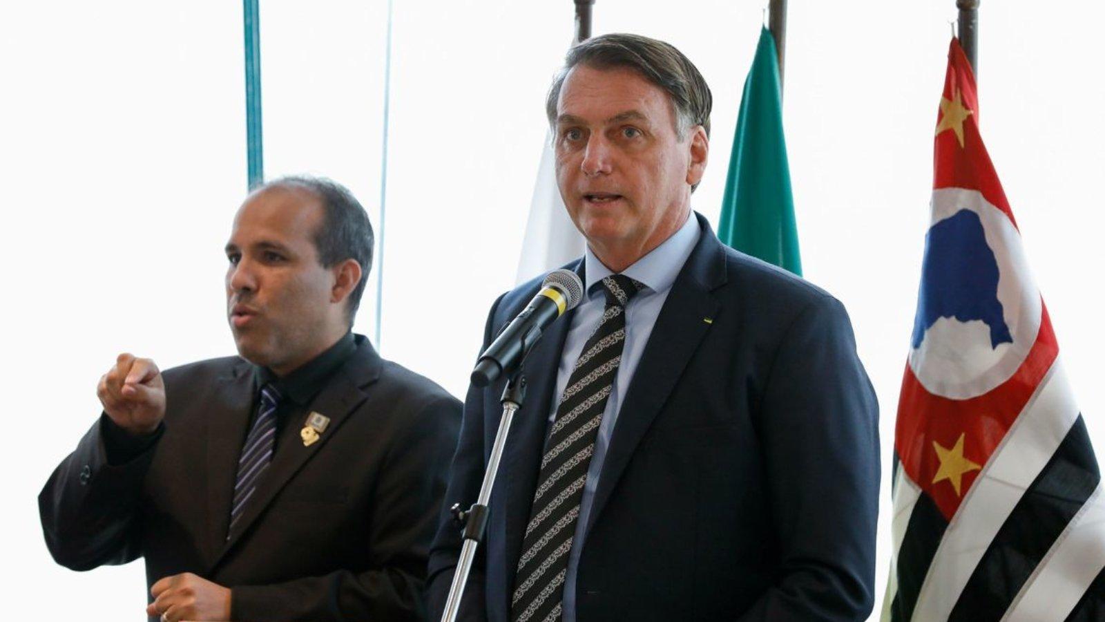 (São Paulo - SP, 03/02/2020) Palavras do Presidente da Federação das Indústrias do Estado de São Paulo (FIESP), Paulo Skaff. Foto: Carolina Antunes/PR