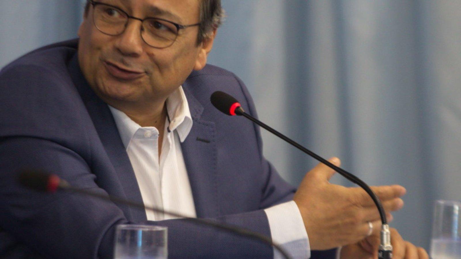 Ricardo Lima, consultor do Fórum - Foto - J.Pavani